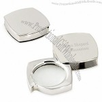 Silver Office Paper Weight Magnifier