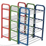 Simple Combinations Shoe Rack - 4 Layer