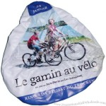 Simple PVC Bike Saddle Covers with Full Color Digital Printed
