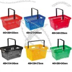 Single Handle Shopping Basket(1)