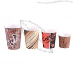 Single Wall Hot Drinkl Cup