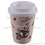 Single Walled Hot Drink Paper Cup