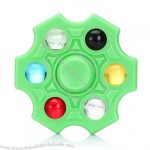 Six-blade Hand Fidget Spinner Relaxation Toy Gift