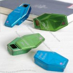 Slide Push-pull type Lid Tin Mint Dispenser