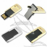 Slim Folding USB Flash Drive