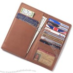 Slim Passport Wallet - Protect and organize your travel documents