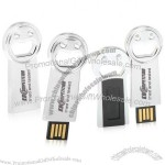 Small Metal Bottle Opener Design USB Drives