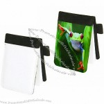 Small Sublimation Notepad for Car