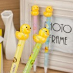Small Yellow Duck Mechanical Pencil