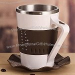Smart Real Time Temperature Display Stainless Steel Coffee Mug