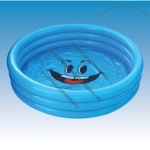 Smile Face Swimming Pool