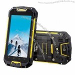 Snopow M8 IP68 Quad-core Waterproof Smartphones, 8MP Camera, 4.5 Inches, Walkie Talkie and NFC