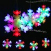 Snowflake LED Color String Lights