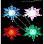 Snowflake Suction Light