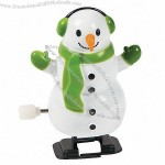 Snowman Wind Up Toy