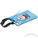 Soft Rubber Luggage Tag