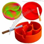 Soft Silicone Pocket Ashtray