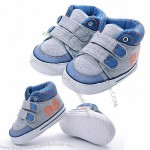 Soft sole infant baby canvas shoes