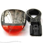 Solar Bicycle Tail Light
