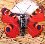 Solar Butterfly Toy