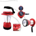 Solar Camping Light+Solar Torch