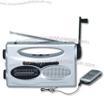 Solar Dynamo Radio with Flashlight
