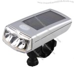 Solar Energy Bicycle Front Light