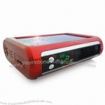 Solar Ionic Air Purifier with LED Display