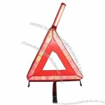 Solar LED Pendulm Arm, can fit all foldable warning triangles