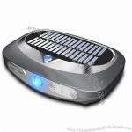 Solar Power Car Air Purifier