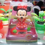 Solar Power Dancing Minnie Mouse