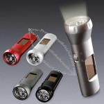 Solar Power Flashlights