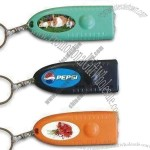 Solar Projector Keychains