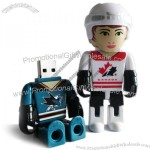 Space Robot USB Flash Drives