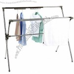 Space Saving Clothes Dryer Rack