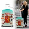 Spandex Luggage Cover for Small 19-21 inch case