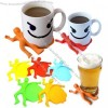 Splat Stan Silicone Drink Coaster