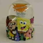Spongebob Water Globes