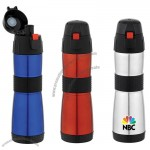 Sport Thermal Bottle - Double Wall 16 Oz. Stainless Steel Bottle