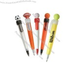 Sports Pens - Soft sport ball pen.