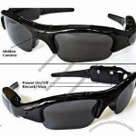 Spy Sunglasses with Hidden Camera