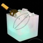Square Led Wine Ice Buckets