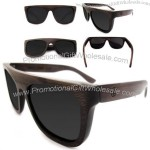 Stained Bamboo Sunglasses
