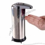 Stainless Automatic Soap Dispenser