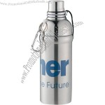 Stainless Steel Carabiner Canteen Water Bottles