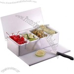 Stainless Steel Condiment Holder(1)