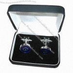 Stainless Steel Cufflinks with Box