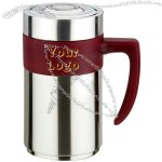 Stainless Steel Double Insulation Office Mug
