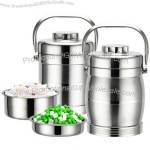 Stainless Steel Food Warmer Double Lunch Box