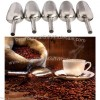 Stainless Steel Ice Scraper Food Buffet Candy Bar Scoops Shovel